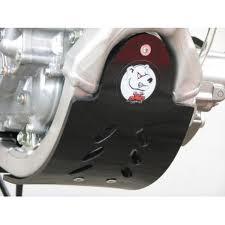 Protection moteur et chassis